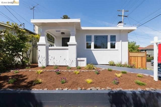 3000 Wheeler St, Berkeley, CA 94705 (MLS #EB40948441) :: Compass