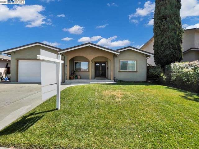 2508 Vista Verde Dr, San Jose, CA 95148 (#BE40948444) :: The Kulda Real Estate Group
