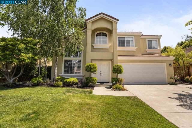 25 Haskins Ranch Circle, Danville, CA 94506 (MLS #CC40945637) :: Compass