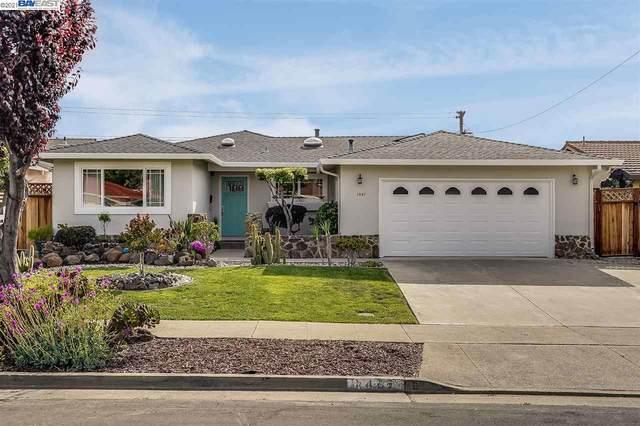 1487 Stone Creek Dr, San Jose, CA 95132 (#BE40948447) :: The Kulda Real Estate Group