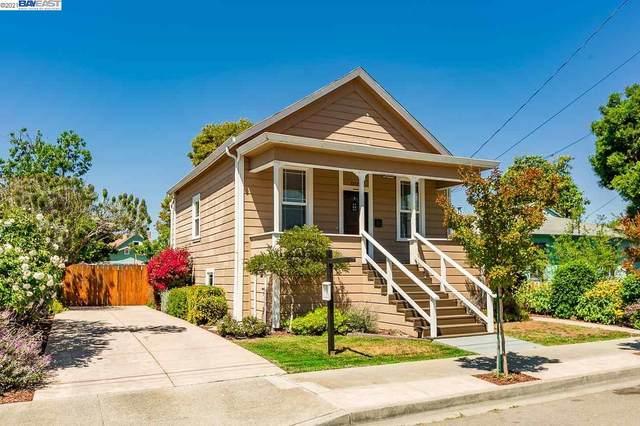 22729 Yolo St, Hayward, CA 94541 (#BE40947827) :: The Kulda Real Estate Group