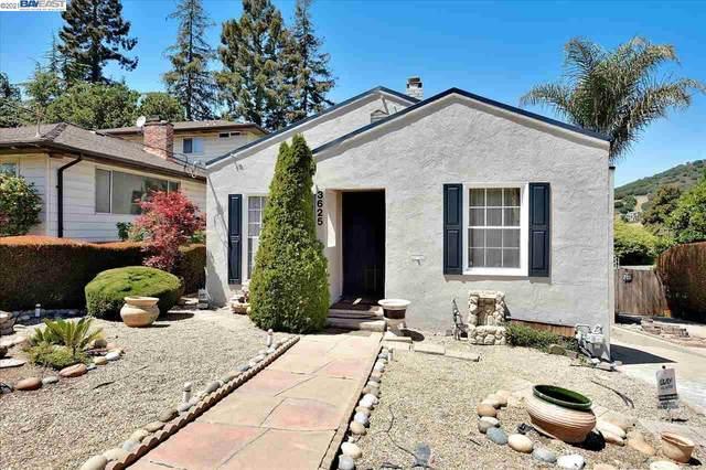 3625 Columbian Dr, Oakland, CA 94605 (#BE40948486) :: Intero Real Estate