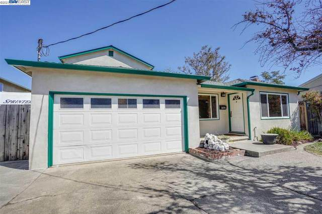 6676 Mayhews Landing Rd, Newark, CA 94560 (#BE40948493) :: The Kulda Real Estate Group