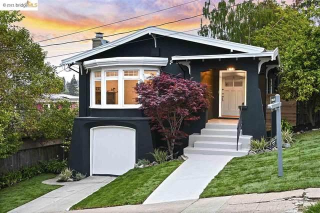 638 Viona Ave, Oakland, CA 94610 (#EB40948492) :: The Kulda Real Estate Group