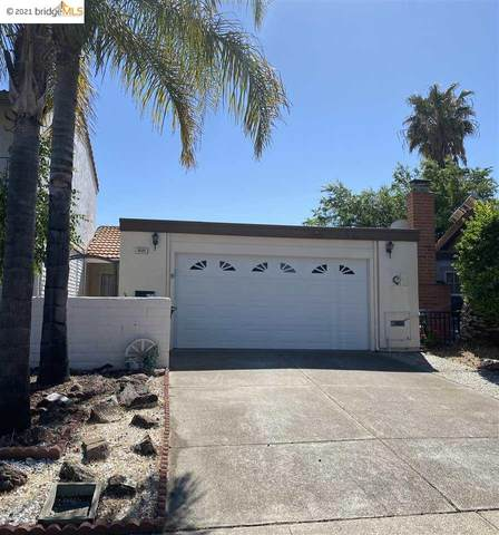 3121 Persimmon St, Antioch, CA 94509 (#EB40948528) :: The Kulda Real Estate Group