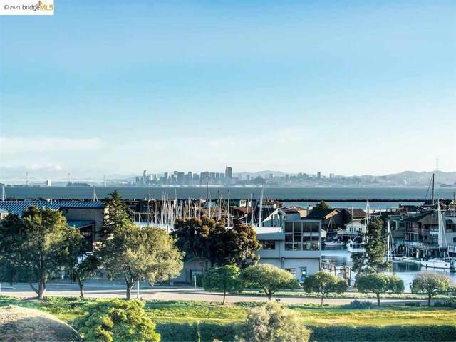 1200 Brickyard Way 409, Richmond, CA 94801 (#EB40948574) :: Intero Real Estate