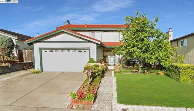1858 Pheasant Dr, Hercules, CA 94547 (#BE40946801) :: The Kulda Real Estate Group