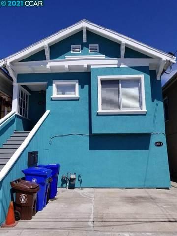 610 16Th St, Richmond, CA 94801 (#CC40948600) :: Real Estate Experts