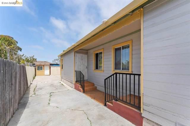 3237 Tulare Ave, Richmond, CA 94804 (#EB40948610) :: Schneider Estates