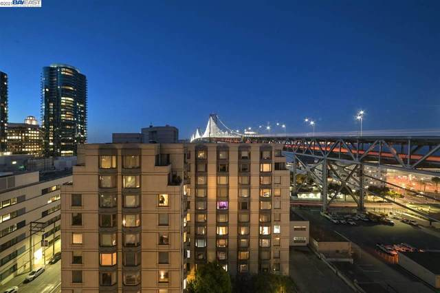 400 Beale St 1605, San Francisco, CA 94105 (#BE40948601) :: The Kulda Real Estate Group