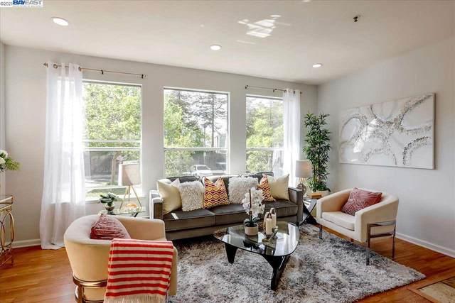 3695 Stevenson Blvd D119, Fremont, CA 94538 (#BE40948655) :: Schneider Estates