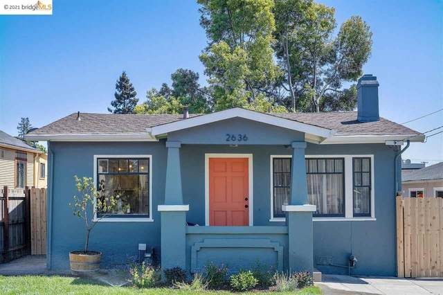 2636 Abbey St, Oakland, CA 94619 (#EB40948385) :: Live Play Silicon Valley