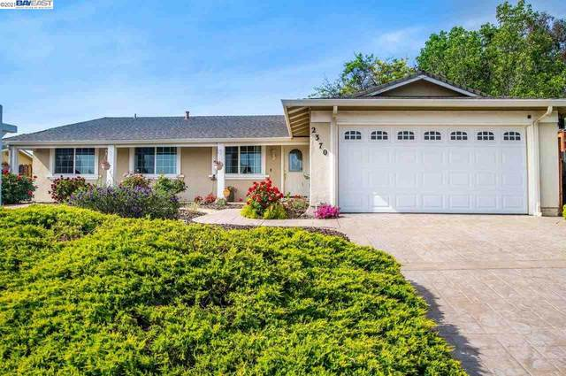 2370 Westminster Way, Livermore, CA 94551 (#BE40948004) :: The Goss Real Estate Group, Keller Williams Bay Area Estates
