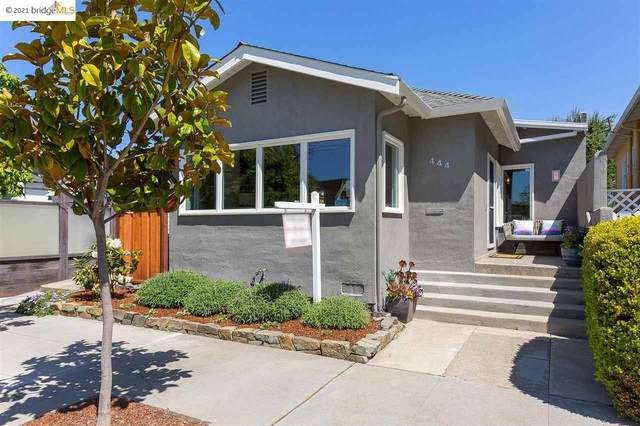 444 49Th St, Oakland, CA 94609 (#EB40947638) :: Live Play Silicon Valley