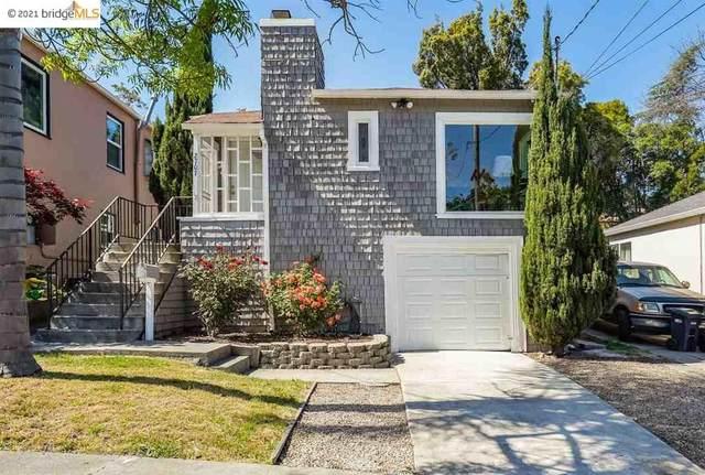 2707 Oliver Ave, Oakland, CA 94605 (#EB40948693) :: Intero Real Estate