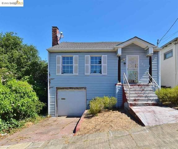762 Prospect Ave, Oakland, CA 94610 (#EB40948699) :: Alex Brant