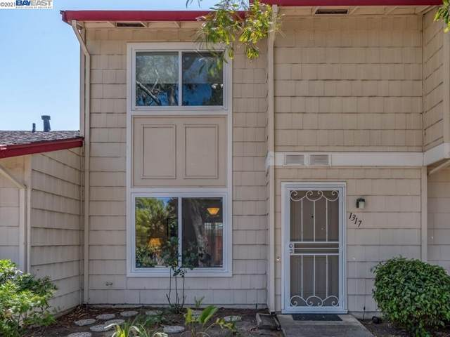 1317 Spring Valley Cmn, Livermore, CA 94551 (#BE40948716) :: Intero Real Estate
