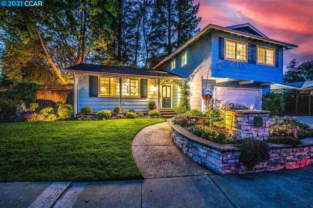 7397 Tulipwood Cir, Pleasanton, CA 94588 (#CC40948735) :: Intero Real Estate