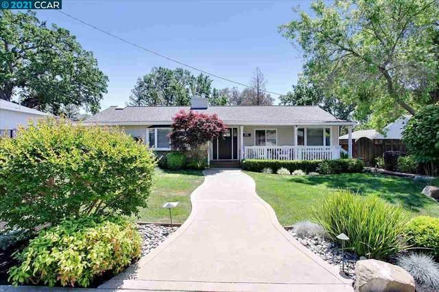 230 Cameo Dr, Danville, CA 94526 (#CC40948738) :: Schneider Estates
