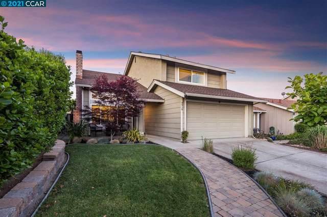 4919 Shadowfalls Dr, Martinez, CA 94553 (#CC40948739) :: Intero Real Estate