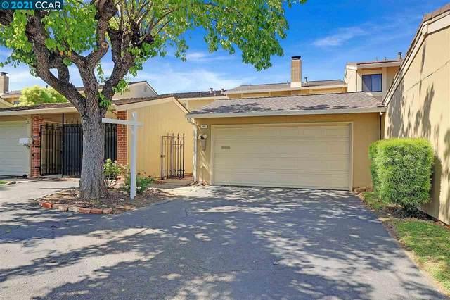 108 Thistle Way, Martinez, CA 94553 (#CC40948776) :: Intero Real Estate