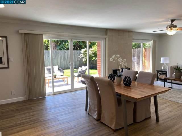 2570 Walnut Blvd 17, Walnut Creek, CA 94596 (#CC40948780) :: The Kulda Real Estate Group