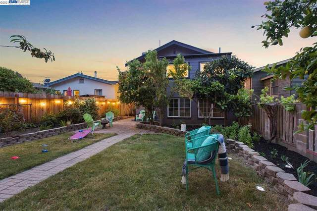 751 Taylor Ave, Alameda, CA 94501 (MLS #BE40948810) :: Compass