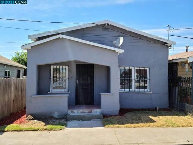1731 W Fred Jackson, Richmond, CA 94801 (#CC40948829) :: Intero Real Estate