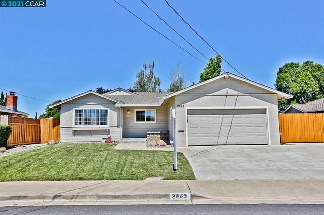 2665 Tokola Dr, Concord, CA 94518 (#CC40948847) :: The Goss Real Estate Group, Keller Williams Bay Area Estates