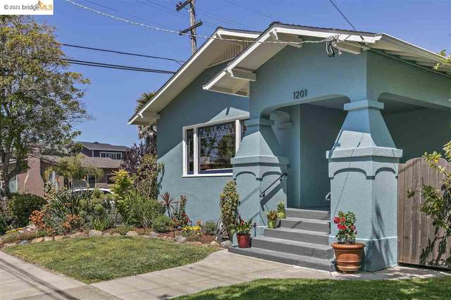 1201 Parker St, Berkeley, CA 94702 (MLS #EB40948855) :: Compass
