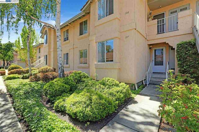 4655 Nicol Cmn 107, Livermore, CA 94550 (#BE40948869) :: Robert Balina | Synergize Realty
