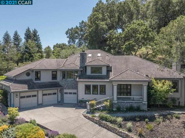 48 Oak Rd, Orinda, CA 94563 (#CC40948902) :: Paymon Real Estate Group