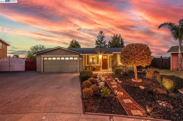 7603 Linden Ct, Newark, CA 94560 (#BE40948916) :: The Goss Real Estate Group, Keller Williams Bay Area Estates