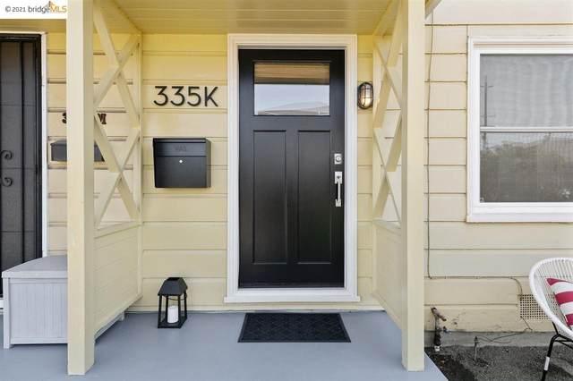 335 Pacific Avenue K, Alameda, CA 94501 (#EB40948736) :: The Goss Real Estate Group, Keller Williams Bay Area Estates