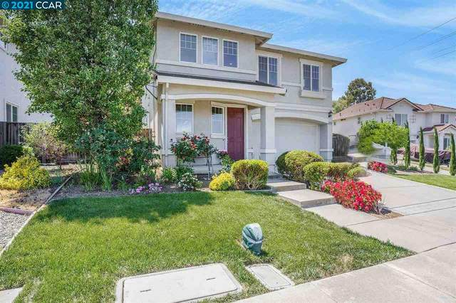 4424 Actriz Pl, Martinez, CA 94553 (#CC40948938) :: Intero Real Estate