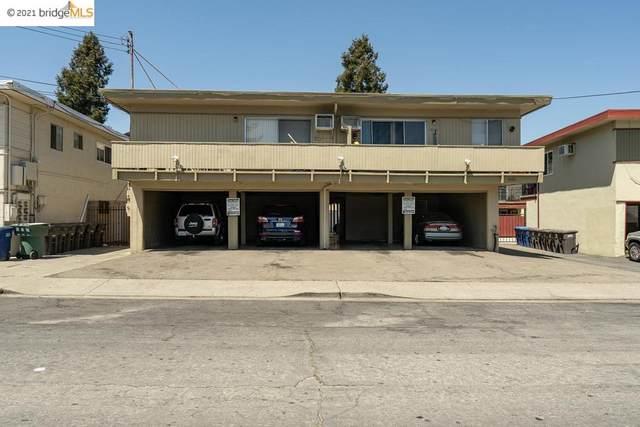 1601 Frisbie Court, Concord, CA 94520 (#EB40948945) :: Schneider Estates