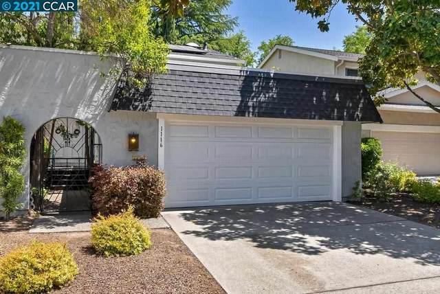 1116 Glengarry Dr, Walnut Creek, CA 94596 (#CC40945352) :: Robert Balina | Synergize Realty
