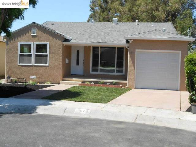 Loma Vista Way, Pittsburg, CA 94565 (#EB40948984) :: Live Play Silicon Valley
