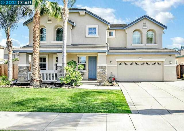 1862 Toulouse Lane, Brentwood, CA 94513 (MLS #CC40947302) :: Compass
