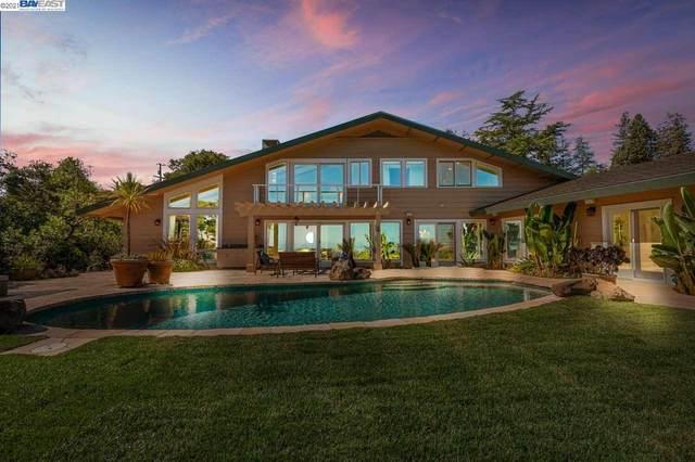 180 Brookwood, Woodside, CA 94602 (#BE40948992) :: Schneider Estates