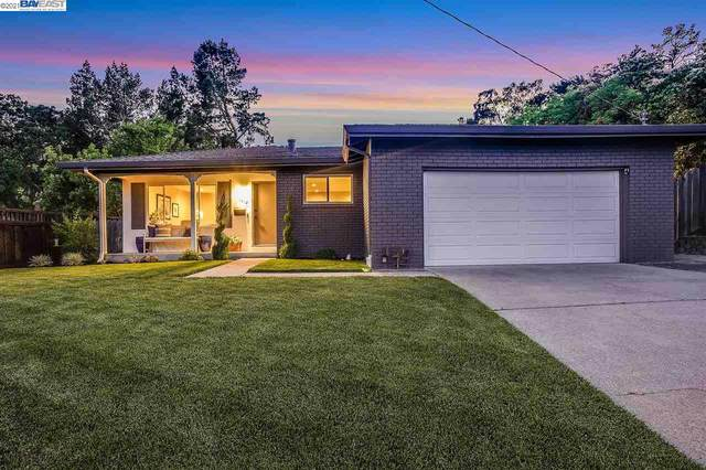 1015 Alfred Ave, Walnut Creek, CA 94597 (#BE40948998) :: The Goss Real Estate Group, Keller Williams Bay Area Estates