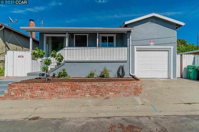947 4Th Ave, Pinole, CA 94564 (#CC40949010) :: The Goss Real Estate Group, Keller Williams Bay Area Estates
