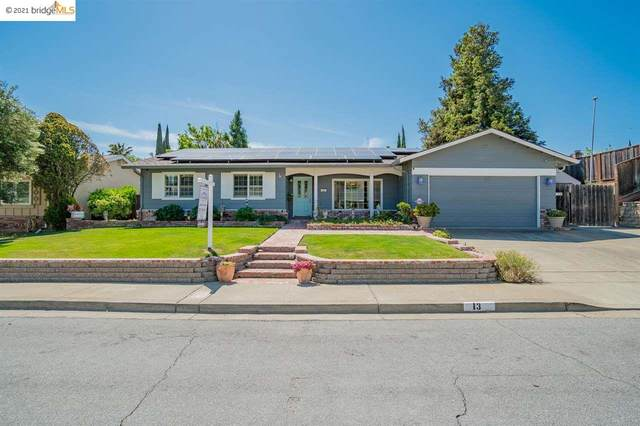 13 Kingswood Dr, Pittsburg, CA 94565 (#EB40949009) :: Robert Balina | Synergize Realty