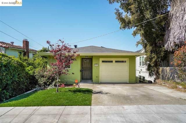 6921 Outlook Ave, Oakland, CA 94605 (#EB40949027) :: Intero Real Estate
