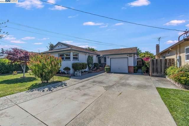 1244 Avon Ave, San Leandro, CA 94579 (#BE40949052) :: Schneider Estates