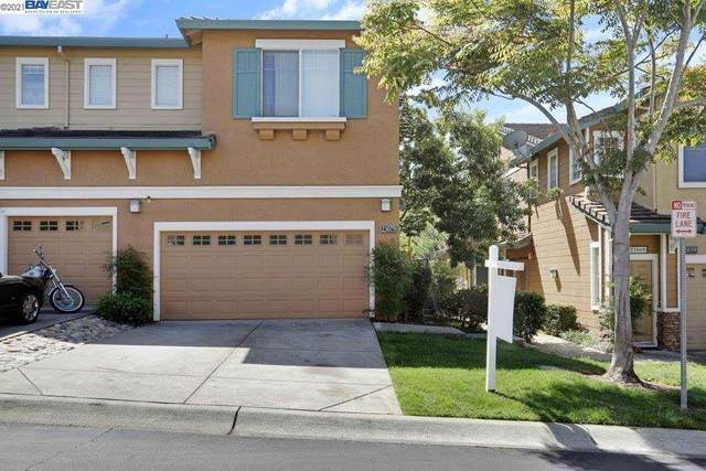 23079 Canyon Terrace Dr 4, Castro Valley, CA 94552 (#BE40949075) :: Intero Real Estate