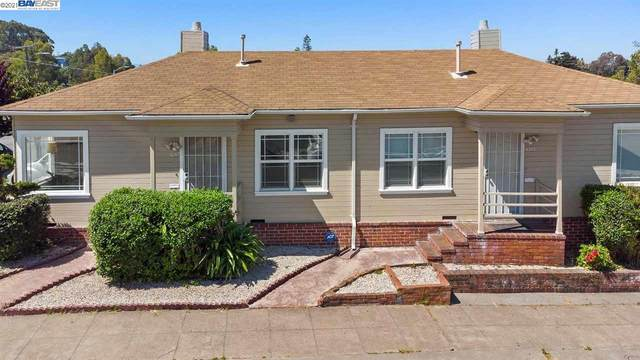 4265 Masterson St, Oakland, CA 94619 (#BE40949098) :: Real Estate Experts