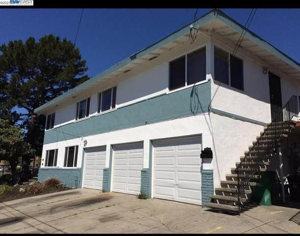 9826 Bancroft Ave, Oakland, CA 94603 (#BE40949112) :: Real Estate Experts