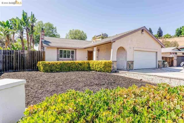 3616 Blythe Dr, Antioch, CA 94509 (#EB40949126) :: Schneider Estates