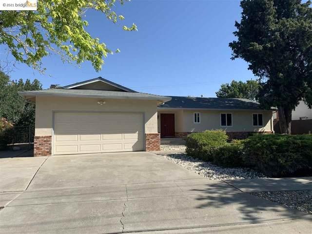 101 Ridgerock Dr, Antioch, CA 94509 (#EB40949091) :: Schneider Estates